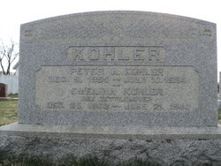 Emmalina <i>Zettlemoyer</i> Kohler