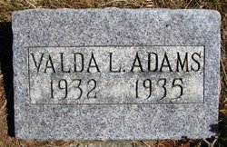 Valda Lawrence Adams