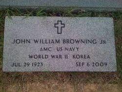 John William Browning, Jr