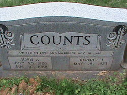 Bernice I. Counts