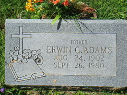 Erwin G. Adams