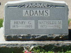 Henry Gus Adams