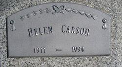 Helen Anne <i>Sedlacek</i> Carson