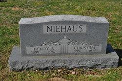 Christina <i>Boeke</i> Niehaus