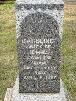 Caroline <i>Dark</i> Fowler