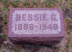 Bessie Gertrude <i>Deles Dernier</i> Bagan