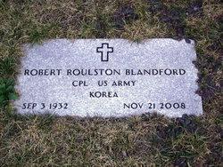 Robert Roulston Blandford
