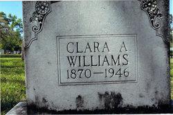 Clara Ann <i>Gray</i> Williams