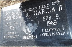 Andrew R Drewski Garcia, II