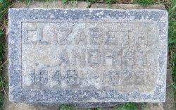 Elizabeth Clara <i>Spreiter</i> Andrist