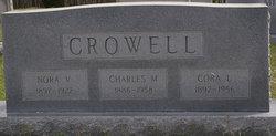 Charles Milton Crowell, Sr