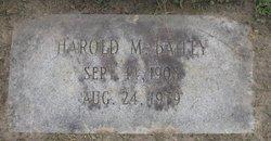 Harold M. Bailey