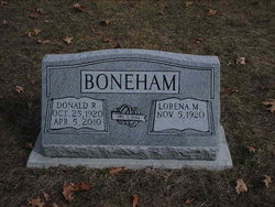 Lorena M. <i>Larson</i> Boneham