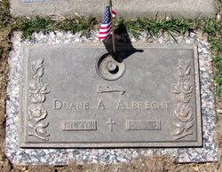 Duane A. Albrecht