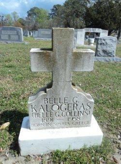 Belle G Collins