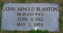 John Arnold Blanton, Sr