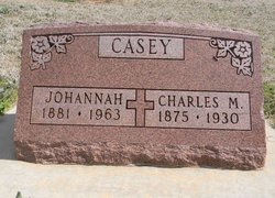 Johanna <i>O'Brien</i> Casey