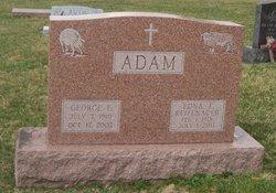 Edna E. <i>Reitenauer</i> Adam