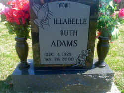 Illabelle Ruth Adams