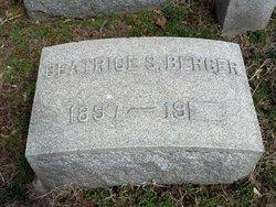 Beatrice S. Berger