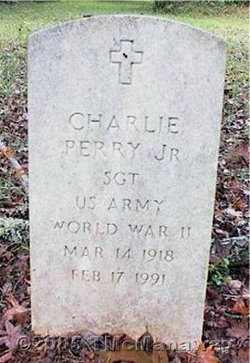 Charlie Perry, Jr