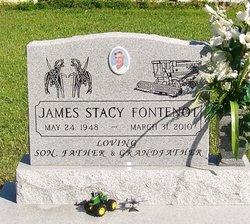 Lieut James Stacy Fontenot