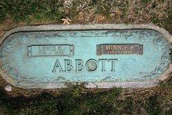 Minnie <i>Bray</i> Abbott