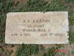 A. F. Aaron