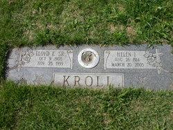 Helen <i>Inskeep</i> Kroll
