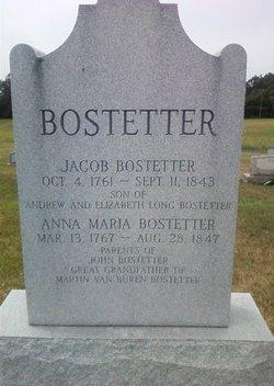 Anna Maria Bostetter