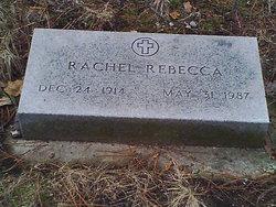 Rachel Rebecca <i>Kinler</i> Scheibe