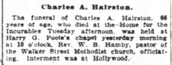 Charles A. Hairston