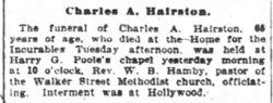 Charles A. Hairston