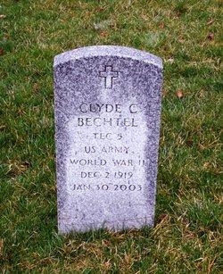 Clyde C Bechtel
