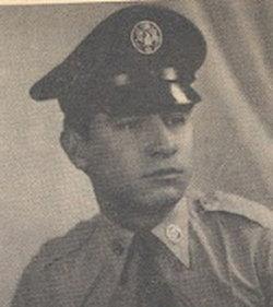 Sgt Jose Ruben Aragon