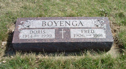 Doris Boyenga