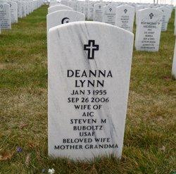 Deanna Lynn <i>Bishir</i> Buboltz
