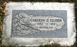 Cameron D. Ellison