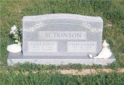 Sallye <i>Jeffrey</i> Actkinson