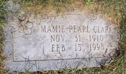 Mamie Pearl Clark