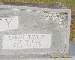 Sarah <i>Taylor</i> Beaty