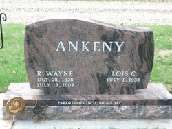 Ronald Wayne Ankeny