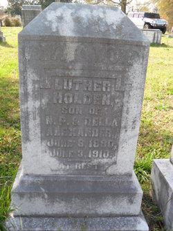Luther Holden Alexander