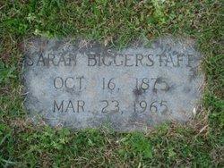 Sarah <i>Keller</i> Biggerstaff