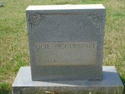 Ocie M Biggerstaff