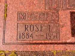 Rose I <i>Goff</i> Dillon