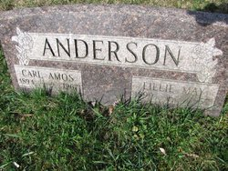 Carl Amos Anderson