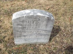 Julie E <i>Hunkin</i> Adams