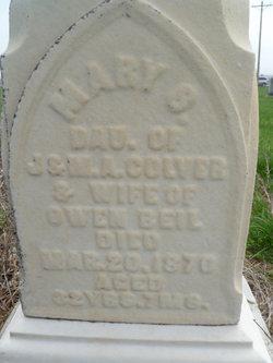 Mary Ann <i>Colver</i> Beil