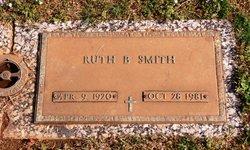 Ruth <i>Battle</i> Smith